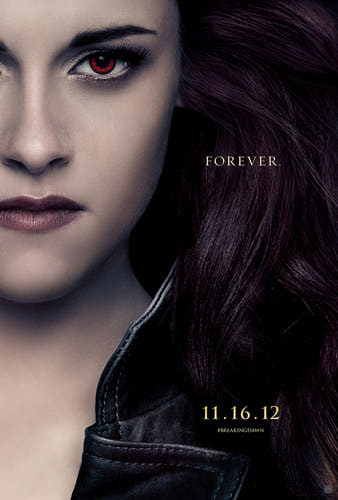 Bella Breaking Dawn Part 2 Poster