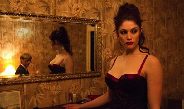 Gemma Arterton as Vampire Clara