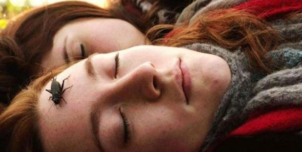 Saoirse Ronan and Gemma Arterton - mother and daughter vampires