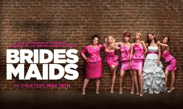 Bridesmaids Official Poster