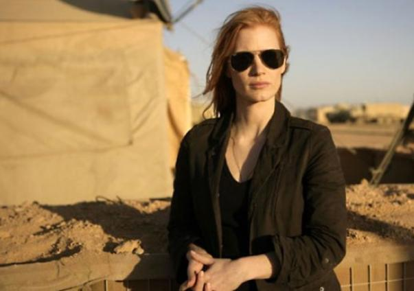 Zero Dark Thirty - Maya