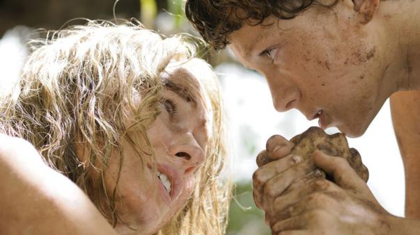 Maria (Naomi Watts) and son Lucas (Tom Holland) star in The Impossible