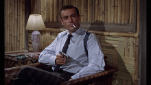 James Bond - Dr No